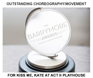 Barrymore Nomination